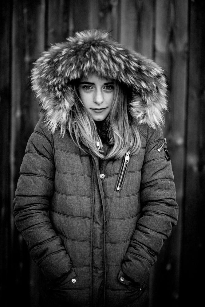 Portrait de Léa Serna © Franck SOCHA